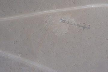 Levantamiento Topográfico con UAV sobre Línea de Alta Tensión