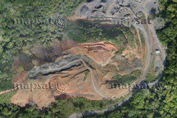 Levantamiento Cartográfico con helicóptero no Tripulado en Panamá