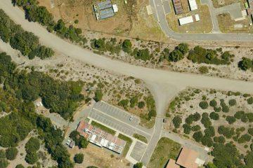 Levantamiento LIDAR aerotransportado para trazado proyectado de 50 Km de una Línea de Alta Tensión