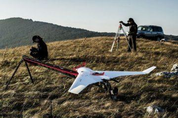 Levantamientos Topográficos UAV